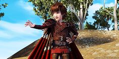 hiccup dragons race to the edge - Google Search