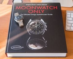 "'Moonwatch Only: The Ultimate OMEGA Watches Speedmaster Guide' Book Review - by David Bredan - on aBlogtoWatch.com ""One can safely say that the Omega Speedmaster Professional Moonwatch is a timepiece that needs no introduction to any watch enthusiast on this planet. Omega has been dedicating tremendous efforts to making the most out of what may be the ultimate (well-deserved) watch-marketing jackpot of the 20th century: the Speedmaster's use in NASA's manned space missions..."""