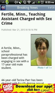 ROFL!!! It s only a crime if you re fertile