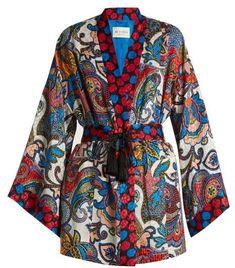 grey kimono kimono with crochet sleeves oversized silk woven kimono silk kimono fringed kimono silk woven kimono boho chic kimono