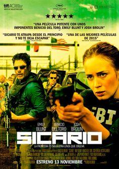 Armas y Cine: Sicario