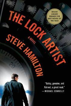 The Lock Artist— Steve Hamilton Mysterious Book Report No. 52 http://johndwainemckenna.com/?s=52
