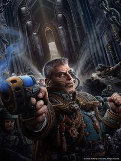 Warlord Of Warhammer 40K : Photo