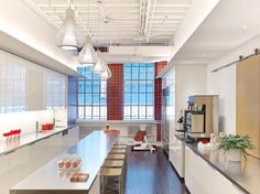 13 | Peep Target's Sleek, Loft-Like NYC Office | Co.Design | business + design