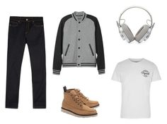 Outros 6 by wishmemuke on Polyvore featuring River Island, Paul & Joe, L.L.Bean, Blackstone, Master & Dynamic, men's fashion and menswear