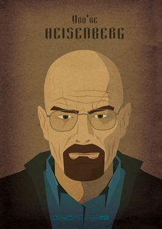 """A Designer Created These Amazing """"Breaking Bad"""" Posters"""