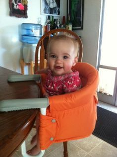 Inglesina 2013 Fast Table Chair Ibisco  Table Hook On Booster Seats  Baby  sc 1 st  Pinterest & NO MORE dirty restaurant only highchair. LOVE the Inglesina - Fast ...