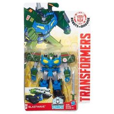 Transformers: Robots in Disguise: Combiner Force – Blastwave Hasbro Transformers, Robots In Disguise www.detoyboys.nl