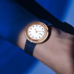 A new dimension of luxury. Discover the Piaget Possession Bucherer BLUE exclusively made for Bucherer. Luxury, Blue