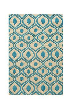 $147 (bliss rug) Chelsea Rug - Blue by Momeni on @HauteLook