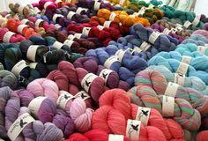 Skein Queen hand-dyed yarn