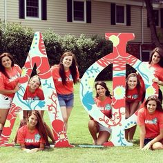 ✿lovely letters✿ Sister Pictures, Sister Pics, Alpha Phi Letters, Kappa Delta Chi, Cute Letters, Sorority Life, Chi Omega, Regrets, Ivy