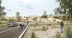mateusz tanski chosen to design new sports complex in poland  www.designboom.com