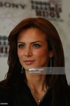 Mexican actress Silvia Navarro poses for a photograph during the Presentation of the play 'Todos Eran Mis Hijos´( They All Were My Children) of Arthur Miller on October 21, 2009 in Mexico City, Mexico.