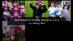 Madhatters Childrens Charity Make a conference call and make a child smile.  Sign up at http://www.smartercalls.com/madhatters.php