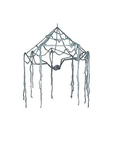 Light Up Spider Canopy  - Spirithalloween.com