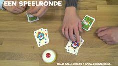 Online speluitleg Halli Galli Junior