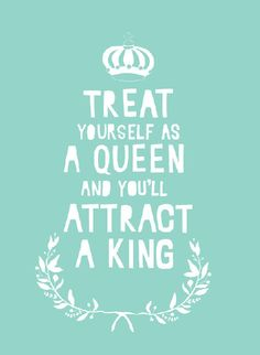 Always wearing a crown:) **You'll also attract a passionate and loving Scorpio Man!**