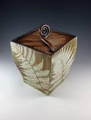 fired slab clay box - Google Search