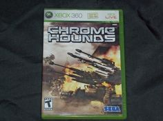 Chrome Hounds Xbox 360 Game! Ships Free!