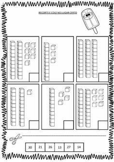 Correo - veromoscoso82@hotmail.com 5th Grade Math Games, Kindergarten Math Games, Kids Math Worksheets, First Grade Math, Preschool Math, Math Resources, Teaching Math, Math Activities, Line Math