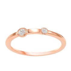 Fred Meyer Jewelers | 1/10 ct. tw. Diamond Fashion Ring