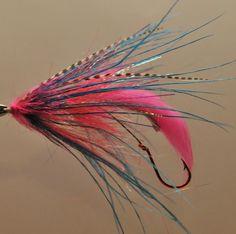 Rabbit tail, intruder style fly.