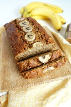 the perfect {vegan} banana bread | The Baking Fairy
