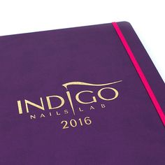 Indigo Kalendarz na rok 2016 już jest!!!  #Nail #Nailsart #indigo #indigo #calendar #newyear