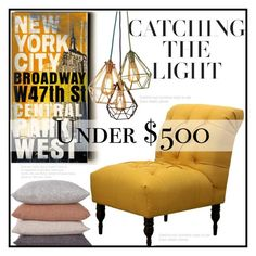 """""""Under $500 Too"""" by amymrbll ❤ liked on Polyvore featuring interior, interiors, interior design, home, home decor, interior decorating, Home Decorators Collection, livingroom and under500"""