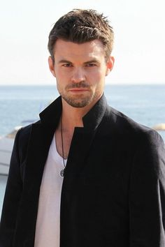 Daniel Gillies as Elijah on Vampire Diaries and the Originals