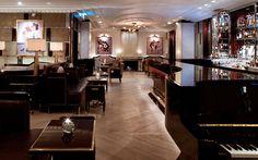 Bassoon The Corinthia Hotel London | Luxury Piano Bar Interiors