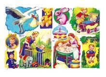 Poezieplaatjes Baby 1306 -De Oude Speelkamer
