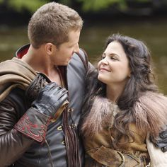 Snow White and Prince Charming GIFs From Once Upon a Time