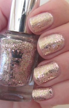 My Nail Polish Obsession: a-England She Walks In Beauty