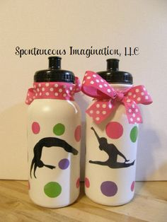 Personalized Gymnastics Party Favors Kids By IMAGINATIONandBEYOND 775
