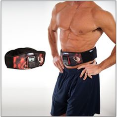 The secret is Electro Muscle Stimulation or EMS, which is a scientifically proven technique that actually generates 'active muscle contractions'. This means it   does the ab work for you. EMS was originally developed for physiotherapists to help rehabilitate patients with muscle injuries.