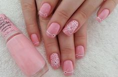 Neutral Nail Polish Colors... | See more nail designs at http://www.nailsss.com/nail-styles-2014/