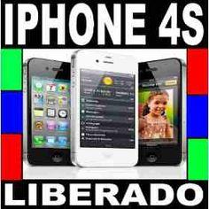 Apple Iphone 4 S 16gb Liberados Por El Fabricante! Never Lock Apple - cod.40391911522