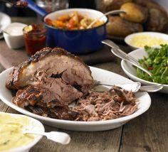 Slow-roast shoulder of pork by John Torode (from bbcgoodfood.com)