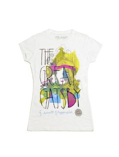Women's Tees – Out of Print #thegreatgatsby