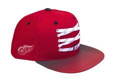 48c0e1c3af4 Detroit Red Wings  Gradient  Snapback