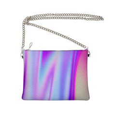 holo effect crossbody bag with chain My Fb, Purse Wallet, Fashion Bags, Purses And Bags, Crossbody Bag, Shoulder Bag, Handbags, Chain, Fashion Handbags