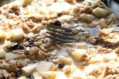 Baked Oatmeal   Breakfast Comfort Food | Plan to Eat
