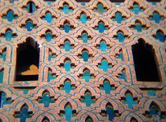 Medina, Marrakesh, Morocco photo by Lisa Bettany