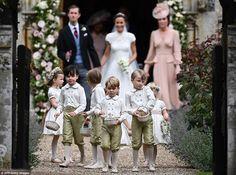 Pippa's wedding May 2017