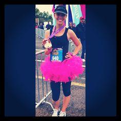 GO Brittany!! 1st 1/2 Marathon at #rundisney #princesshalf @thextramile #fitfluential