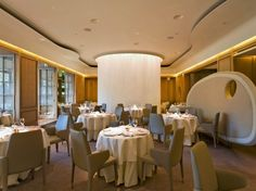 The Most Expensive Restaurants in the World Photo: Alain Ducasse at The Dorchester London Masa (NYC) Per Se (Chef Thomas Keller) CA