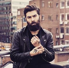 The 25 Best Beards of Instagram (Prepare to feel serious facial-hair envy.)