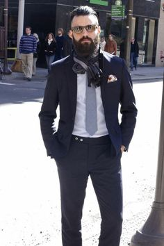 Street Style: A Philly Menswear Designer Shares His Style Secrets